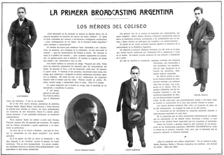 La Primera Broadcasting Argentina